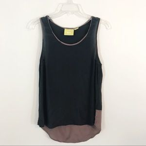Maeve for Anthropologie • Two Tone Tank Size 10